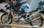BMW R1200GS Chassis