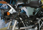 BMW R1200GS Front