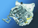 BMW R1200GS Gearbox Photo