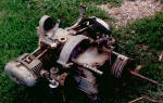 BMW R16 original engine