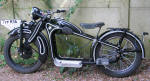 BMW R16 restored chassis 1