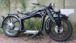 BMW R16 restored chassis 3