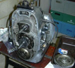 BMW R51/3 Engine photo