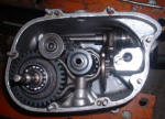 BMW R25 Gearbox Internals photo