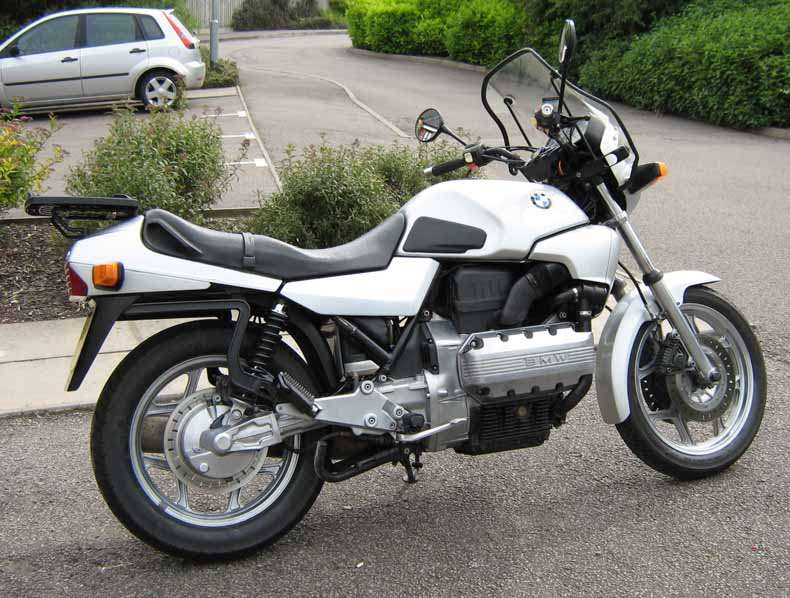 BMW K100 Motorcycle