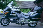BMW K1200LT Lux Photo
