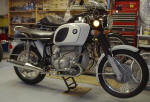 Long wheelbase R75/5 Photo