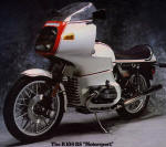 1978 BMW R100RS in Motor Sport Colours Photo