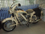 BMW R69S Built from  parts