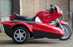 BMW R1100RS with Tripteq sidecar photo