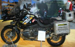 BMW R1150GS Adventure Trans America World Record breaker photo