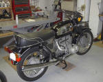 BMW R60/5 Toaster Photo