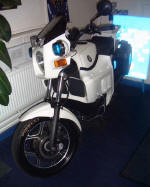 BMW K100 SEG Special Photo
