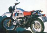 BMW R80G/S Paris Dakar photo