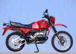 BMW R80GS Photo