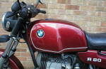 BMW R80 Monoshock Colour Code 613