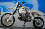 BMW Paris-Dakar Race Machine photo