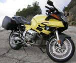 Scheme Code 807 Dakar Yellow/Night Black