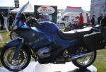 BMW R1150RS in Pacific Blue