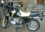 BMW R100GS photo