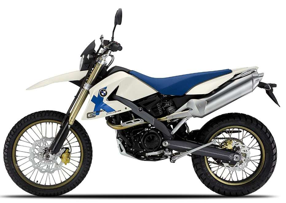 Bmw G 650 X Country Yamaha Xt 660 R
