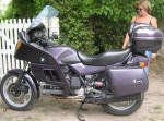 BMW K100LT photo