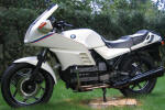 1986 BMW K100RS Motosport photo