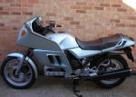 BMW K100RT Code 616 Photo