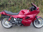 K1100RS Mystic Red