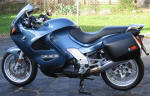 BMW K1200RS in Dolphin Blue