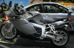BMW K1200S in Granite Grey