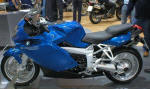 BMW K1200S in Indigo Blue Metallic