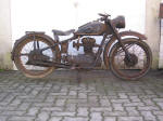 Original BMW R24 photo