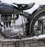BMW R25/3 original paint