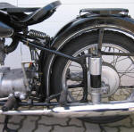BMW R25/3 original paintwork