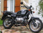 BMW R100R Classic photo
