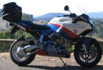 BMW R1100S Boxer Cup photo