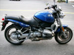BMW R1100R Pacific Blue 2 Scheme 744