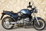 BMW R1100R in Dolphin Blue 723