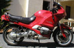 BMW R1100RS photo