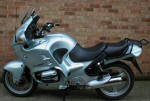 BMW R1100RT photo