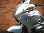 BMW R1100RT Glacier Green Photo