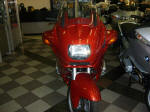 BMW R1100RT in Sienna Red