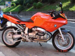 BMW R1100S Scheme 735 Canyon Red