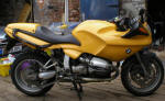 BMW R1100S in Mandarin Code 736