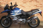 BMW R1150GS photo