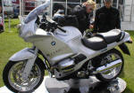 BMW R1150RS photo