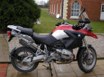Red 2004 R1200GS Photo