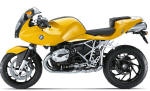 BMW R1200S Shine Yellow