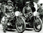 BMW R47 Race machines